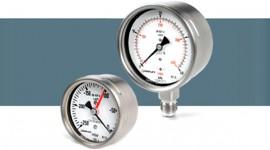 Pressure Gauge - Bottom/Back mount