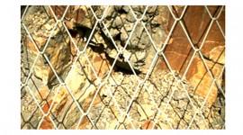 Anti-Rock Fall Mesh & Barriers
