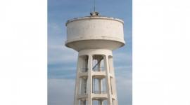 Crack repairs to Water tanks