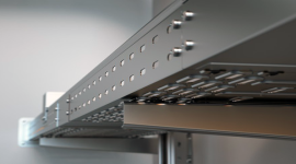 Fire Resistant Cable Trays
