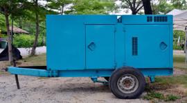 Generator - Truck mounted