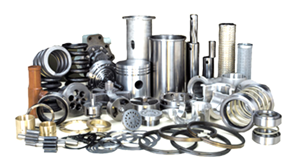 Pic Of Machinery Components : Spare parts for heavy equipment machinery aiden