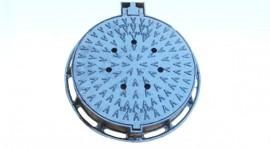Manhole Cover - Round Type