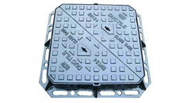 Manhole Cover - Square Type