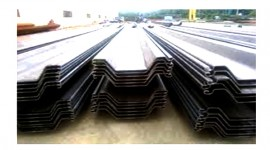 New Sheet Piles stock