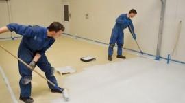 Waterproofing to industrial & residential floors