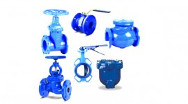 Valves & Accessories for Water & Sewage Systems