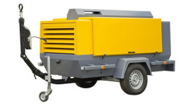 Air Compressor - Truck Mounted