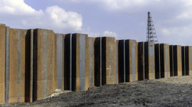 Sheet Pile Wall for Underground Works